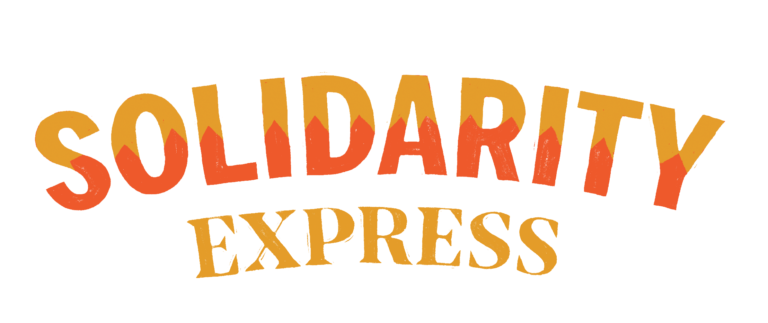 The Solidarity Express Logo