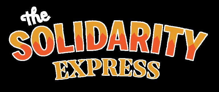 The Solidarity Express Logo